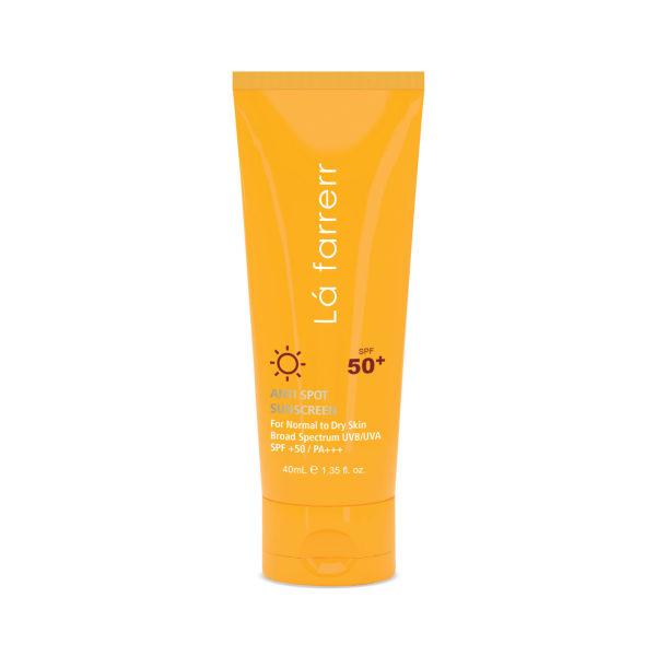 خرید 10 مدل کرم ضد آفتاب و ضد لک لافارر برای پوست خشک و چرب