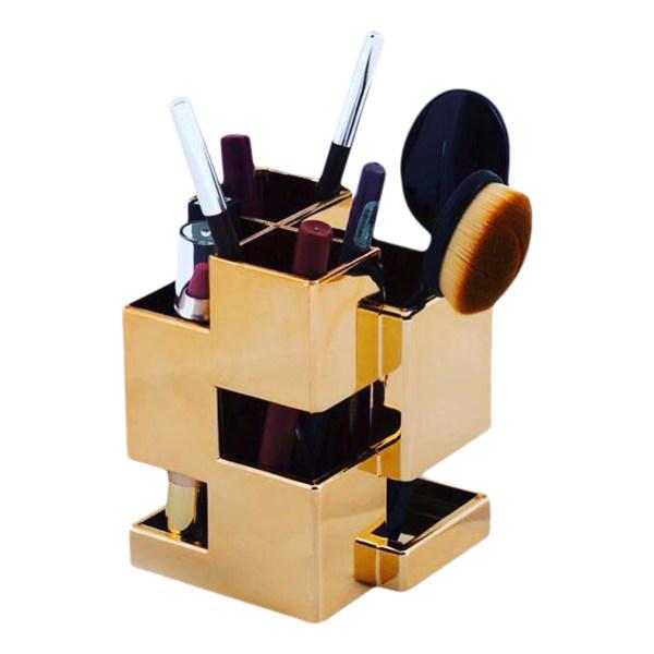 استند لوازم آرایشی [ رومیزی ، فانتزی ، خانگی ، چوبی ] + 33 مدل پرفروش
